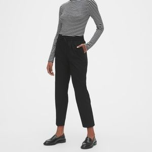 GAP Refined Joggers 00 Petite True Black
